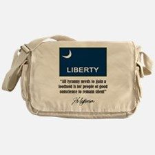 People of Conscience Messenger Bag