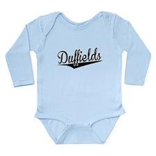 Duffields, Retro, Body Suit