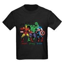 Marvel My Dad is Smart T