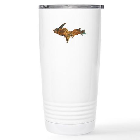 Raw Float Copper Travel Mug