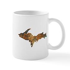 Raw Float Copper Mugs