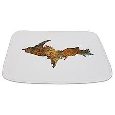 Raw Float Copper Bathmat