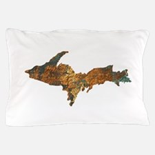 Raw Float Copper Pillow Case