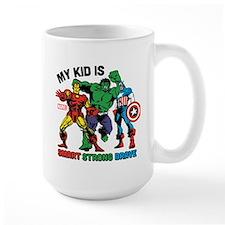 Marvel My Kid is Smart Mug