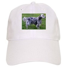 English Setter full Baseball Baseball Cap