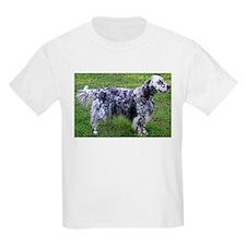 English Setter full T-Shirt