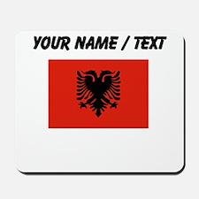 Custom Albania Flag Mousepad