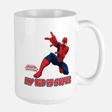 Spider-Man My Kid is Super Mug