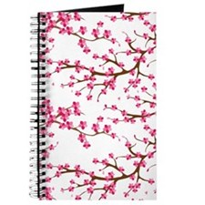 Cherry Blossom Flowers Journal