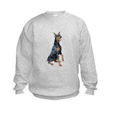 Doberman (#4) Sweatshirt