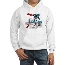Super Soldier Dad Hoodie