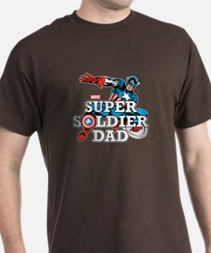 Super Soldier Dad T-Shirt
