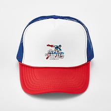 Super Soldier Dad Trucker Hat