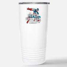 Super Soldier Dad Travel Mug