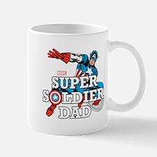 Super Soldier Dad Mug