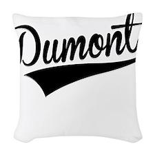 Dumont, Retro, Woven Throw Pillow