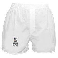 Schnauzer (gp) Boxer Shorts
