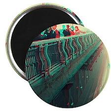 Bridge jump Magnet