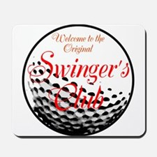 Swingers Club Mousepad