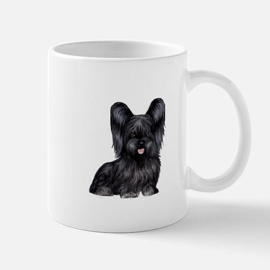 Skye Terrier (blk) Mug