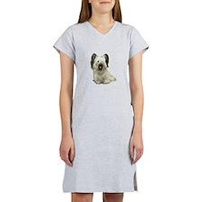 Skye Terrier (lt) Women's Nightshirt