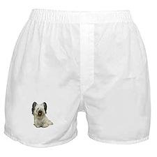 Skye Terrier (lt) Boxer Shorts