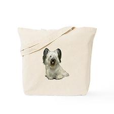 Skye Terrier (lt) Tote Bag