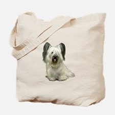 Skye Terrier (lt) Tote Bag