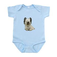 Skye Terrier (lt) Infant Bodysuit