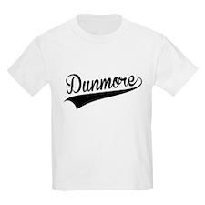 Dunmore, Retro, T-Shirt