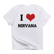 Cute Nirvana Infant T-Shirt