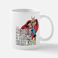 Thor: Strong Silent Type Mug
