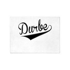 Durbe, Retro, 5'x7'Area Rug