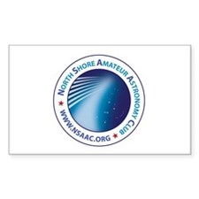 North Shore Amateur Astronomy Club Decal