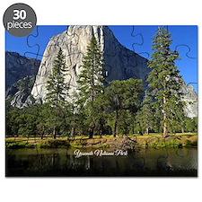 Yosemite National Park Puzzle