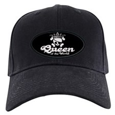 Queen of the World Baseball Hat