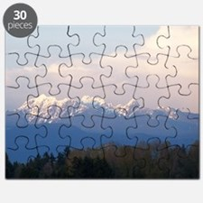 Morning Mountain Puzzle