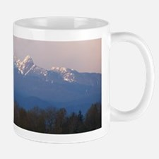 Morning Mountain Mugs