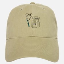 I Hate My Job Baseball Baseball Baseball Cap