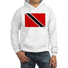 Trinidad and Tobago Flag Hoodie