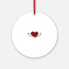 Luv Ornament (Round)
