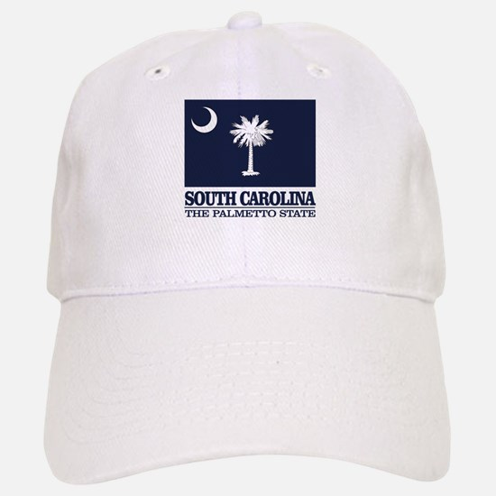 South Carolina Flag Baseball Baseball Baseball Cap