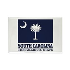 South Carolina Flag Magnets