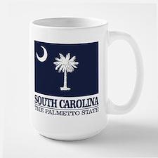 South Carolina Flag Mugs