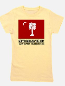 South Carolina Big Red Girl's Tee