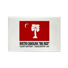 South Carolina Big Red Magnets