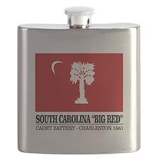 South Carolina Big Red Flask