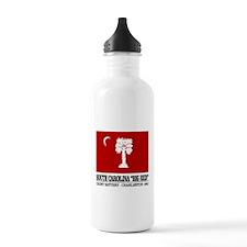 South Carolina Big Red Water Bottle