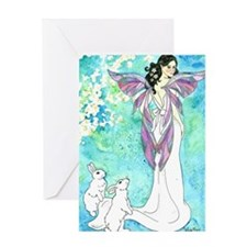 Fairy Tail Wedding Greeting Card