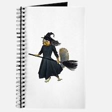 Squirrel Witch Journal